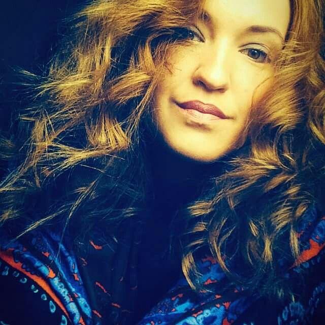 Great hair, beautiful Masha
