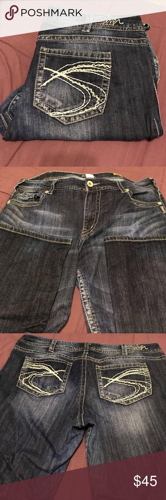 25  best ideas about Women's Silver Jeans on Pinterest | Silver ...