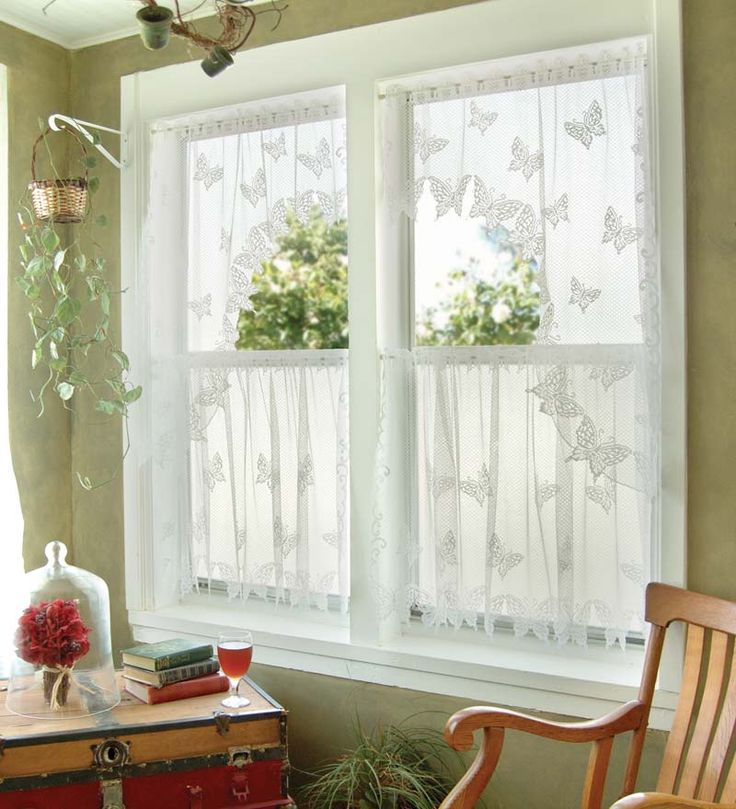 58 best Windows images on Pinterest | Lace curtains, Decorative ...