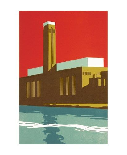 Tate Red - Paul Catherall