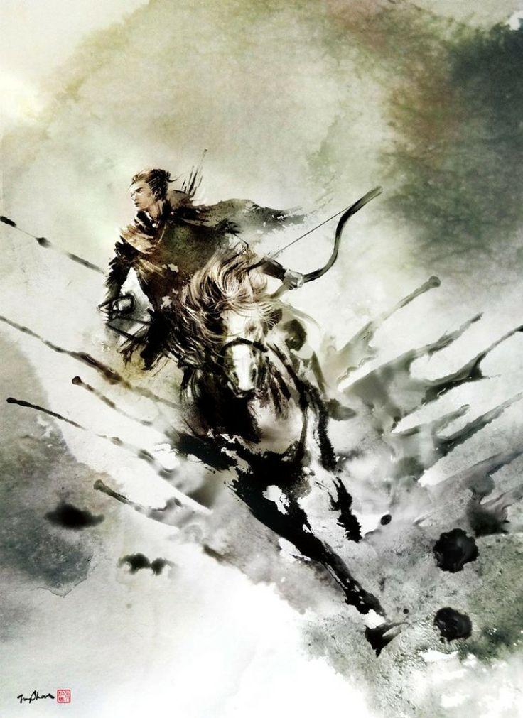 jungshan samurai