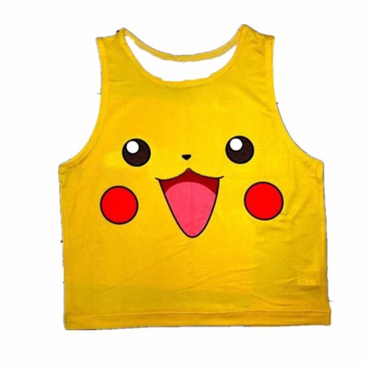 Pokemon Tank Top