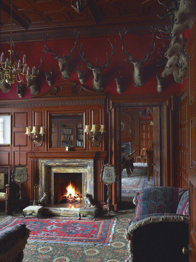 Inside Private Castle Homes Of The Scottish Highlands
