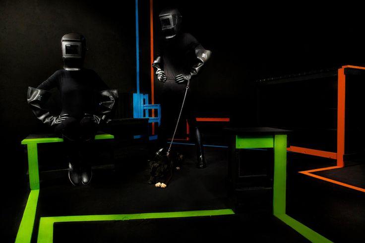 black shadow //SLUMP!byPollodesign