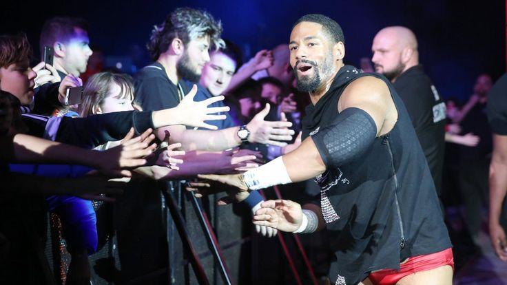 Alle Augen auf Reigns, WWE Superstars in London: Fotos