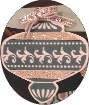 Christmas Collectibles by Tamra Davis at www.theCardLadies.com