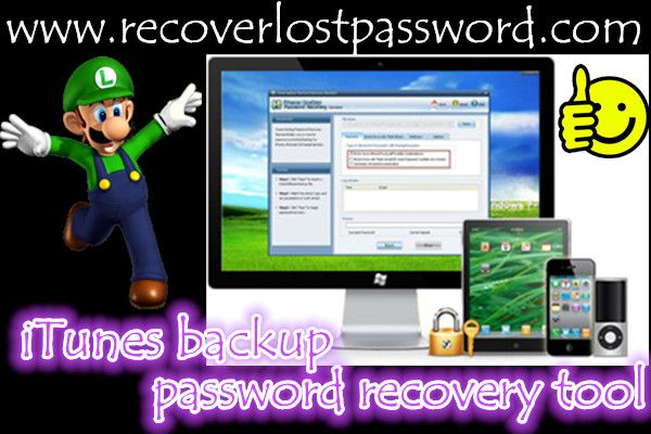 lost iphone backup password when you lost or forgot itunes backup password to restore 5338