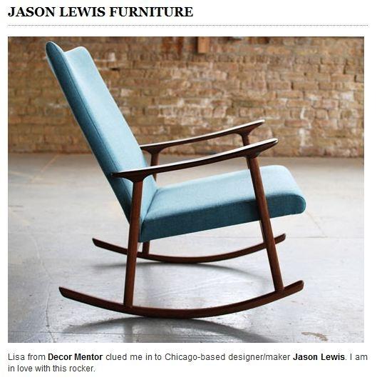 Rocking Chair Similar To Su0027s