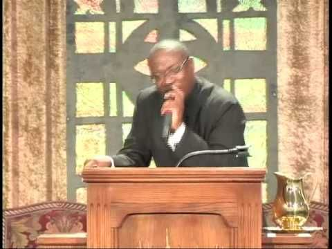 Rev. Dr. Marcus D. Cosby  (An Open Letter To Mr  Obama)