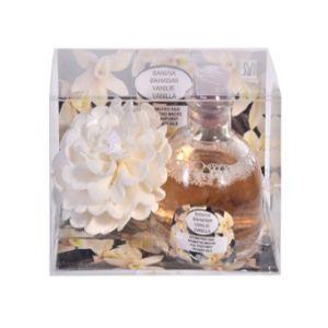 Vanilya Çiçeğinin Aromatik Koksu