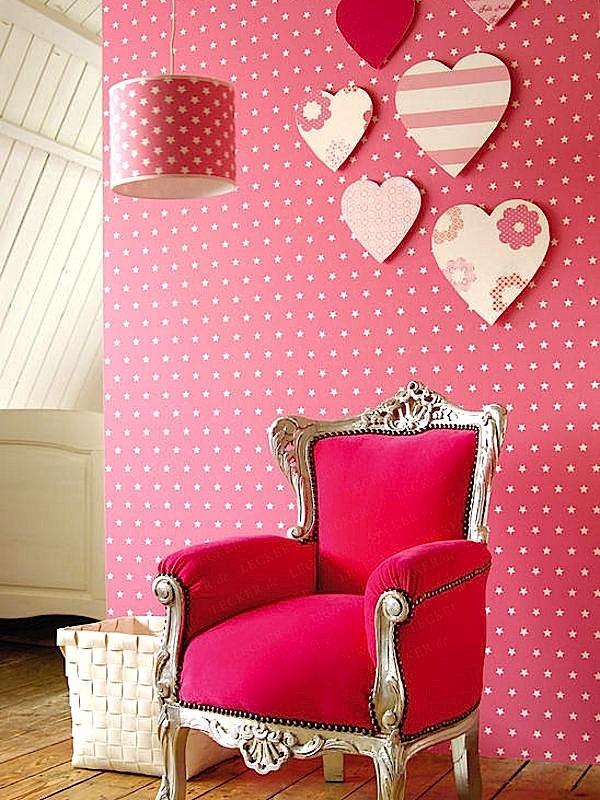 hot pink polka dots Do check out my website www.geraldaguiar.com