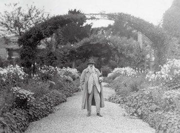 Monet giardiniere - Corriere della Sera