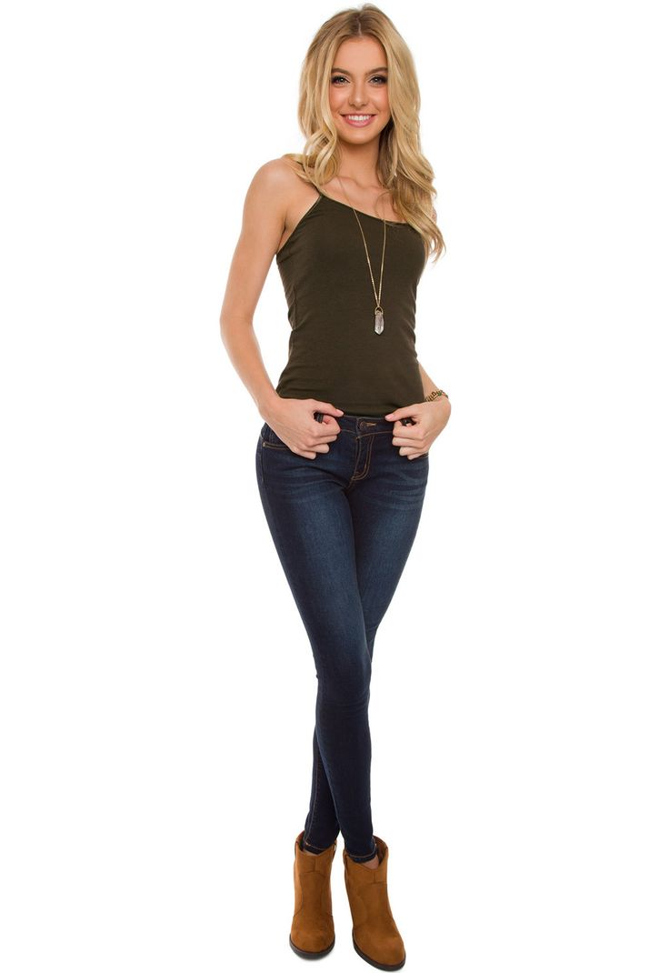 Bo Skinny Butt Lifter Jeans
