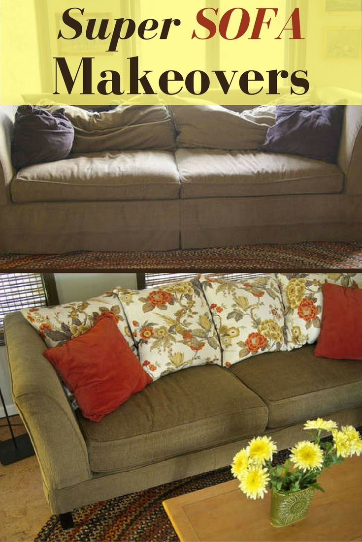 Over the years a sofa can become