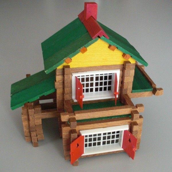 1000 id es sur le th me ann es 60 jouets sur pinterest - Jeu de construction de maison virtuel ...