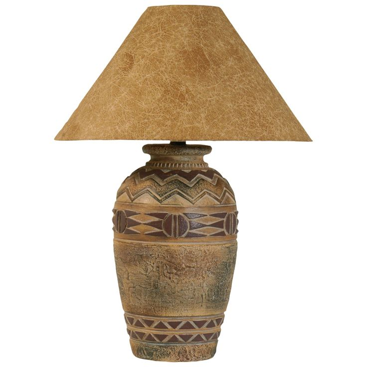Have to have it. H6071WD/123 Southwest Hydrocal Table Lamp - $186.99 @hayneedle
