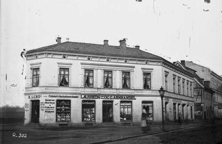 christiania+norway+1870 | ... Brugata 14, ca. 1870-1880, Ole Tobias Olsen, Oslo Museum, OB.OT302.jpg