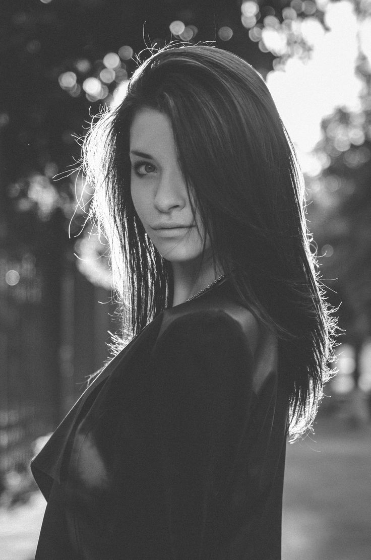b&w Nastya by Alex Polyakoff on 500px