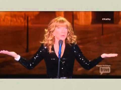 Kathy Griffin Record Breaker: Kirstie Alley and Scientology