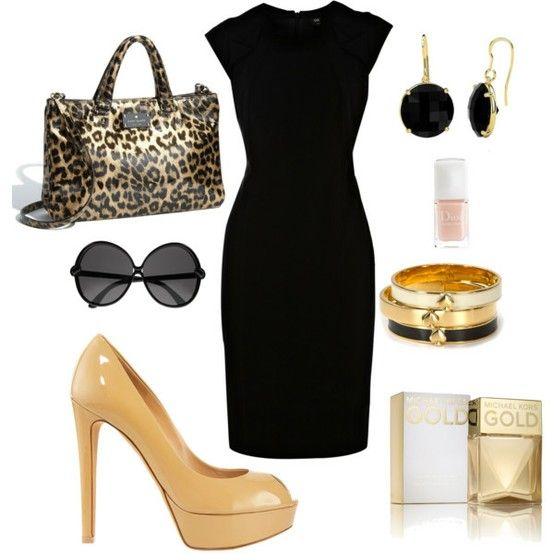 LBD: Classy, Fashion, Style, Clothing, Owl Tattoo, Work Outfits, Little Black Dresses, The Dresses, Fitted Black Dress