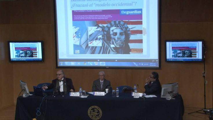 """Alfredo Jalife: Nueva Geopolítica del """"Mundo Post-Crimea"""":Los BRICS/Conf..."""