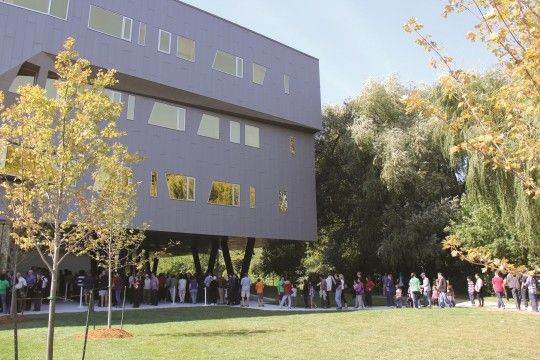 The Stephen Hawking Centre: Grand Opening        SEP 22, 2011  BY KEICHEL