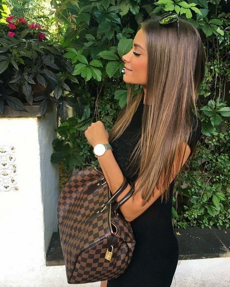 ❤50 most amazing balayage long hairstyles for women 2019 34