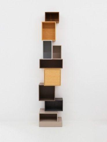 Bücherregal Von Cubit® Im Puristischen Design: Modular Und Passend Für  Viele Formate. Viele Farben Sowie Schubladen, Türen Und Furniere  Unterstreichen Die ...