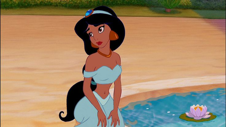 Here's What Disney Princesses Look Like With Realistic Body Hair