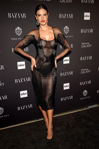 Модельный ряд: как худеют ангелы Victoria's Secret   Marie Claire