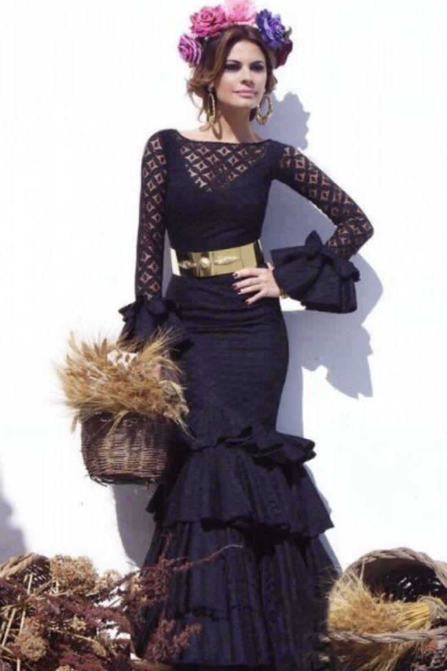 Traje flamenca 2015