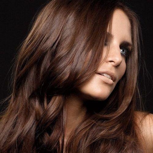 Best 25+ Medium brown hair color ideas on Pinterest   Medium brown ...