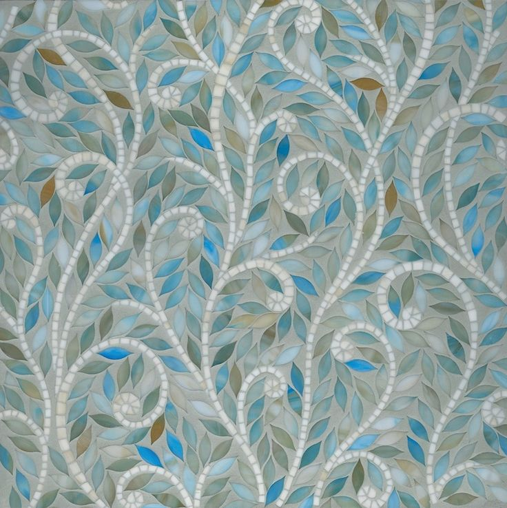This would be a beautiful stained glass mosaic back splash!