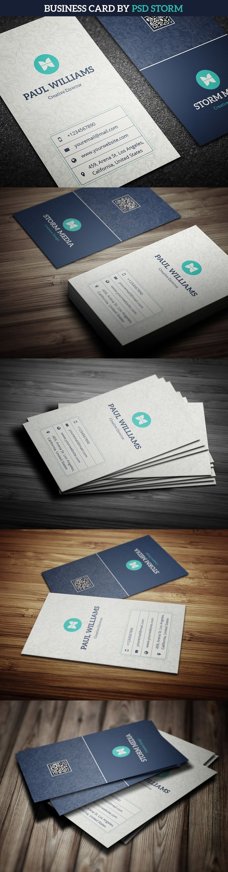 best 25 personal cards design ideas on pinterest