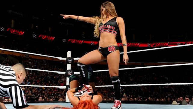 PCB vs. Team Bella: photos | WWE.com