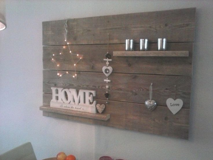 1000+ images about steigerhout bord on Pinterest : Recycling, Crafts ...