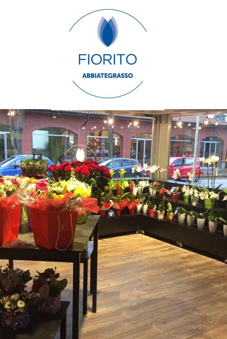 L'espansione di #Fiorito continua! Un nuovo negozio di #fiori ad #Abbiategrasso!