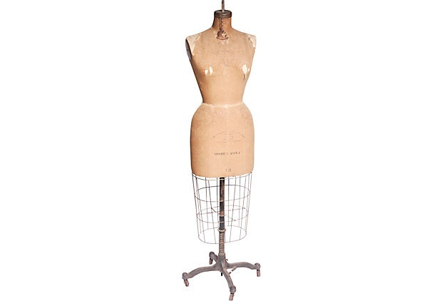 oH, how i WISH I could afford this!: Vintage Marketing, Dresses Form, Ordinary Dummies, Fleas Finding