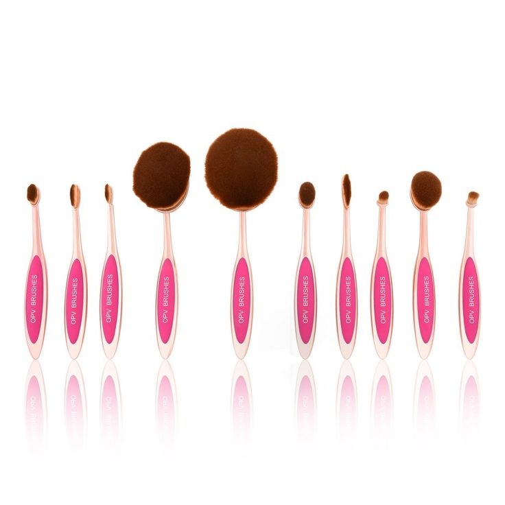 OPV Vanity Brush Set