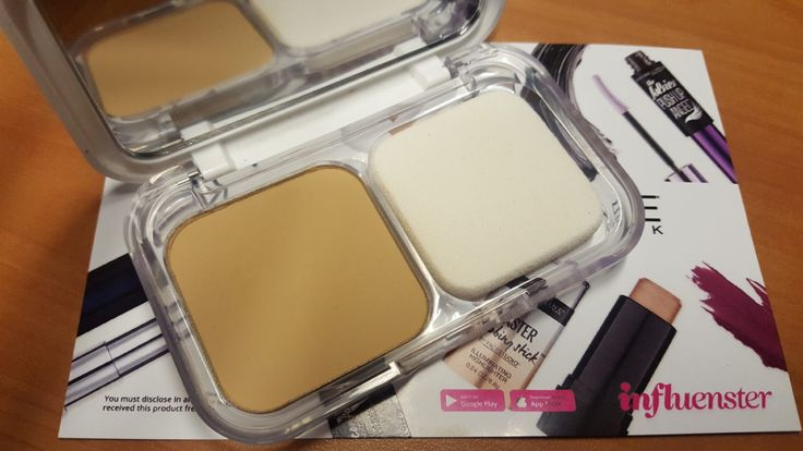 With Maybelline Super Stay Better Skin Powder I achieved a flawless and glowing look that I aim for every time I apply makeup; it was quick and easy too. #Makeup #Beauty