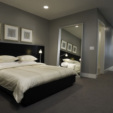 Master Bedroom Grey Walls 108 best gray walls, white trim images on pinterest | gray