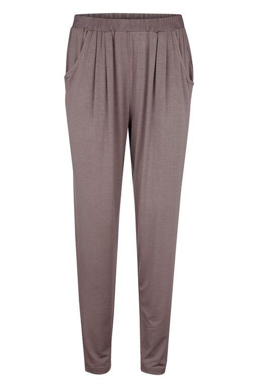 Bukser - Baggy pants - Mocca. Tina Wodstrup design.