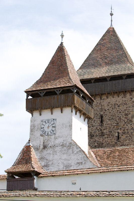 Biserica evanghelica fortificata din Homorod