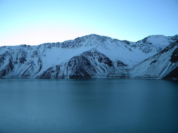 Embalse el Yeso Cajon del Maipo / Chile
