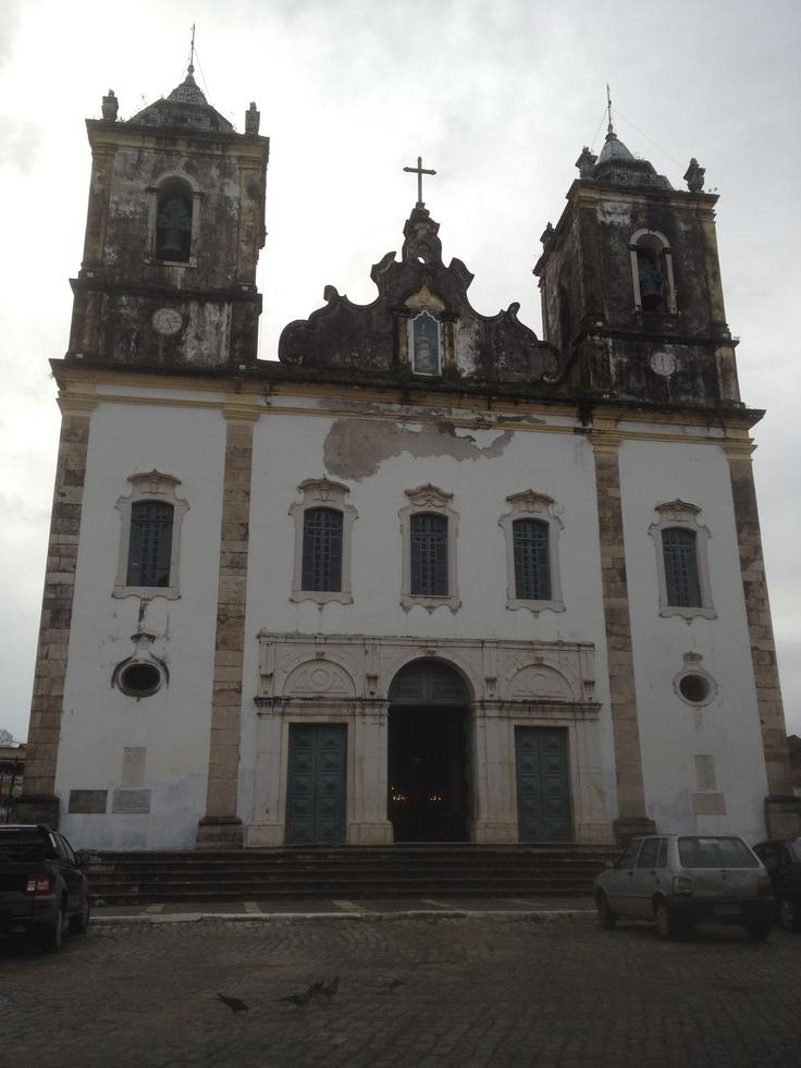 Santo Amaro - Brazilian Church.