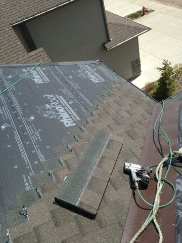 roof-replacement-Calgary-roofing-contractor-underlayment-rhino-felt