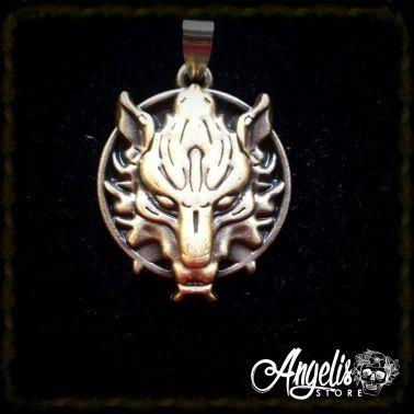 Ancient Wolf Amulet
