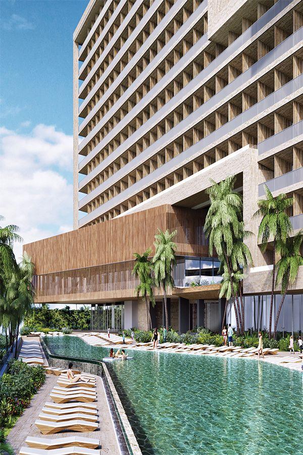 Cancun Vacations Brand New Dreams Vista Cancun Resort And Spa All Inclusive Cancun Resorts Cancun Vacation Cancun Nightlife