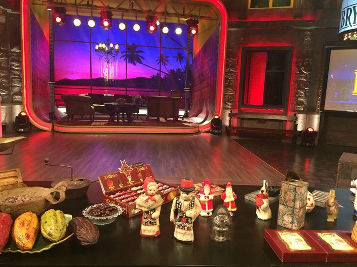 Hamarosan a Fábri Show szimpadán a Csokoládé Múzeum Farkas Elemér lalapító lesz a vendég 2015.12.10