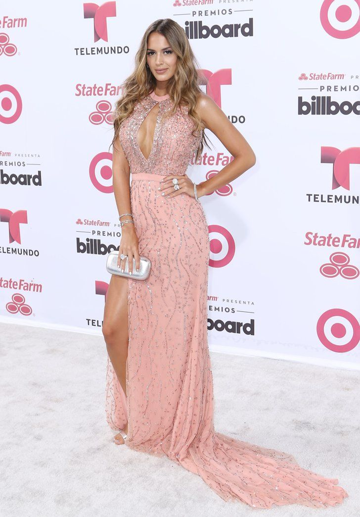 Pin for Later: See All the Style From the Billboard Latin Music Awards Shannon De Lima